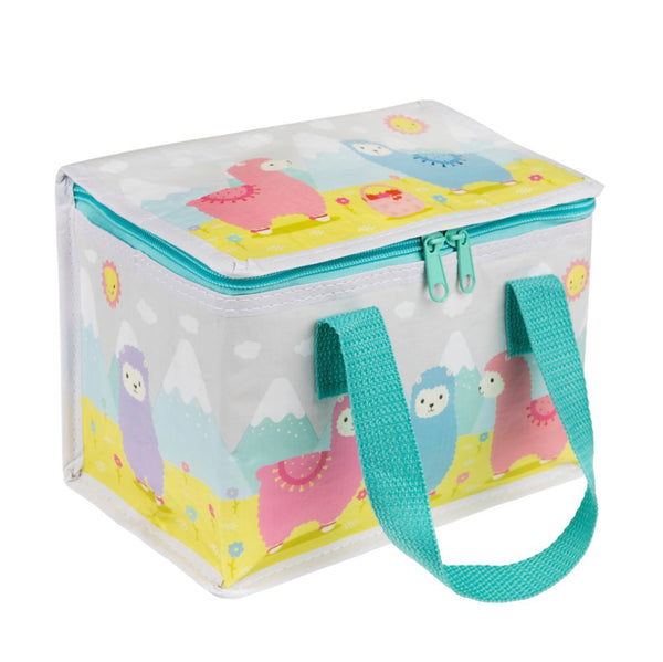 Sass & Belle Little Llama Lunch Bag