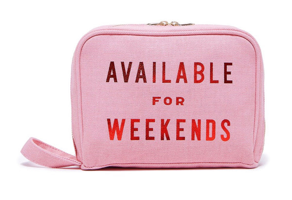 Ban.do Getaway Toiletries Bag - Avaiable For Weekends