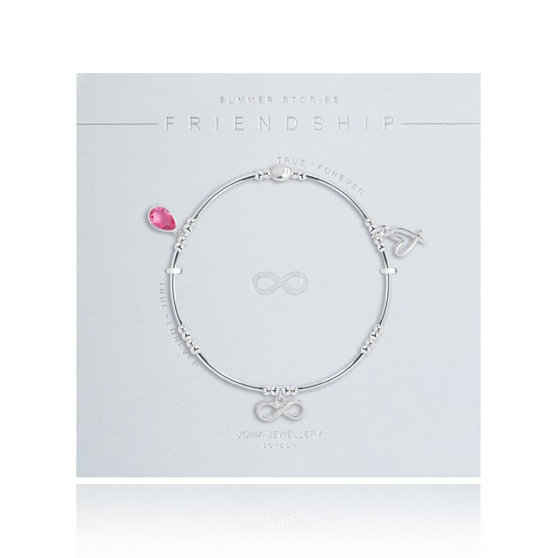 Joma Jewellery Summer Stories Bracelet - Friendship