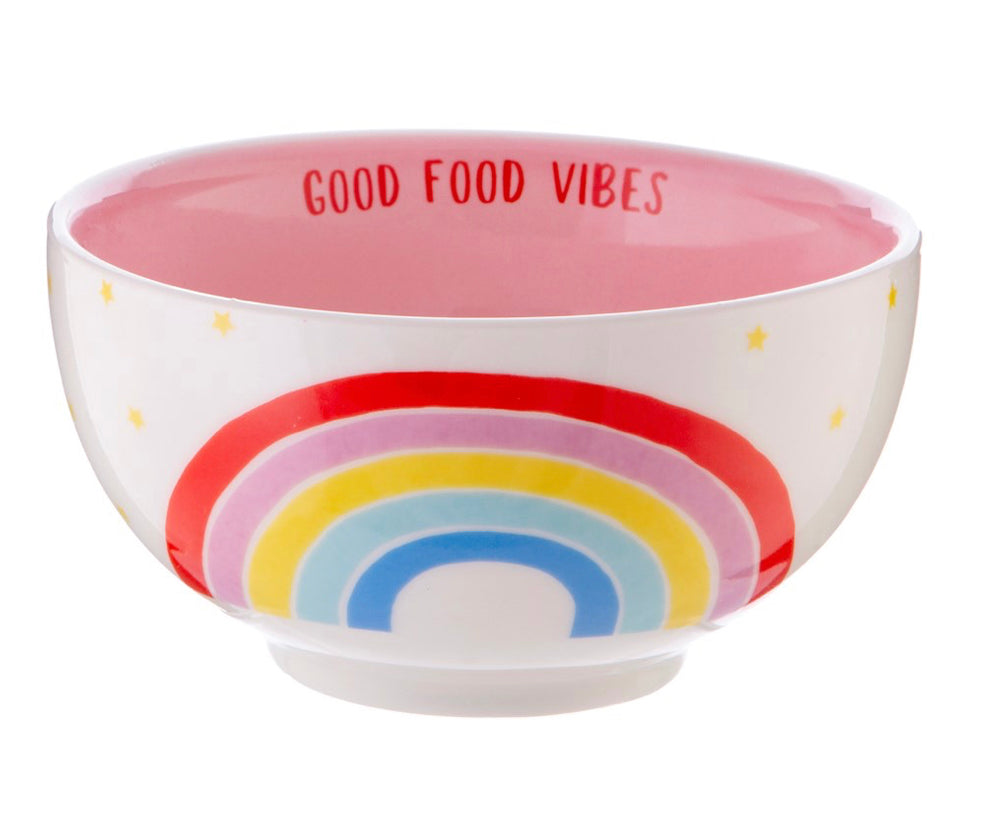 Sass & Belle Chasing Rainbows Bowl - Boxed