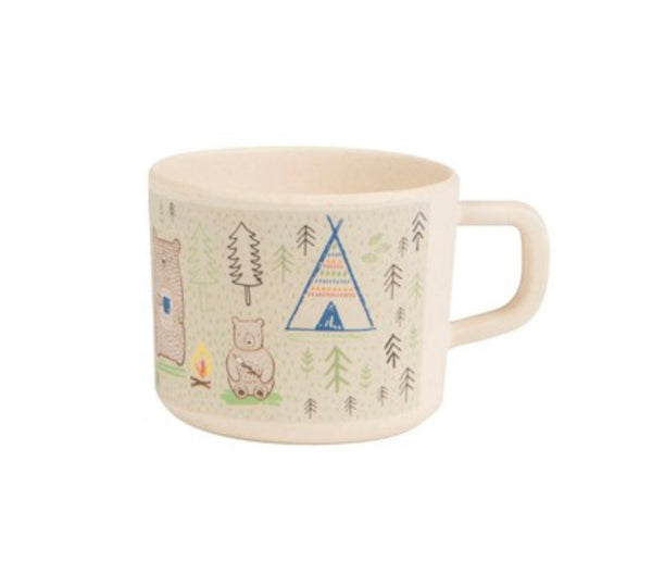 Bear Camp Bamboo Kid's Mug