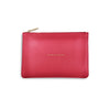 Katie Loxton Perfect Pouch - Imagine & Inspire (Metallic Pink)