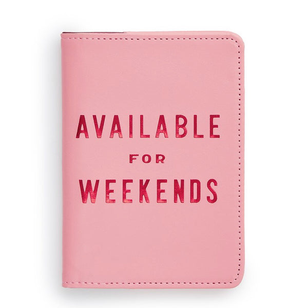 Ban.do Passport Cover - Available For Weekends