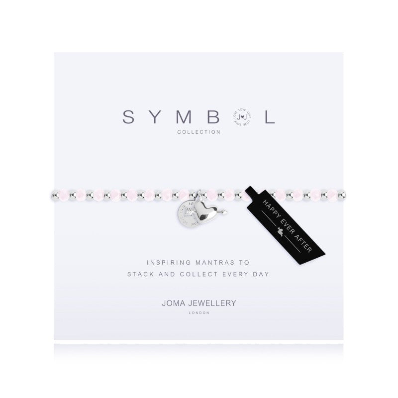 Joma Jewellery Symbol Happy Ever After Bracelet
