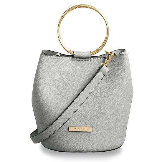 Katie Loxton Suki Bucket Bag - Grey
