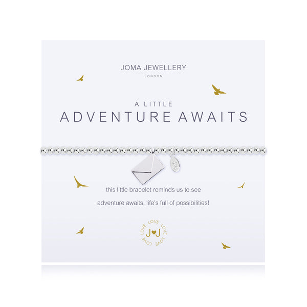 Joma Jewellery A Little Adventure Awaits Bracelet