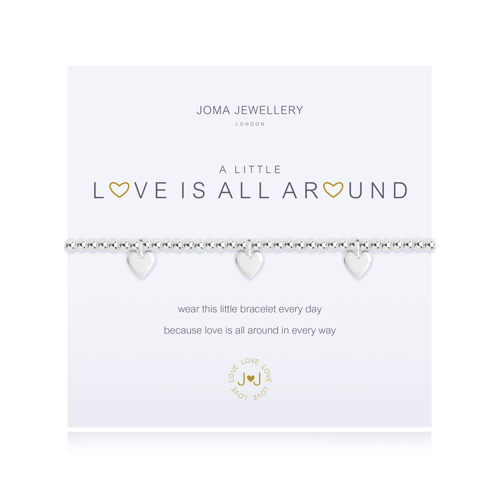Joma Jewellery A Little Love Is All Around Bracelet