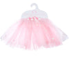Girl's Tutu - Pink Flower & Sequin
