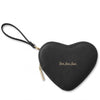 Katie Loxton Love Heart Pouch - Black