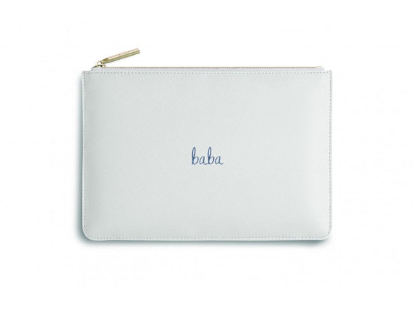 Katie Loxton Perfect Pouch - Baba (White)