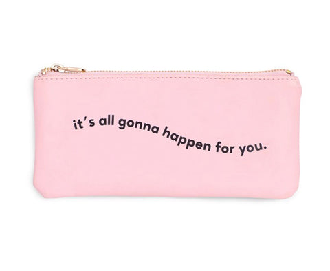 Ban.do Get It Together Pencil Pouch - It's All Gonna Happen For you