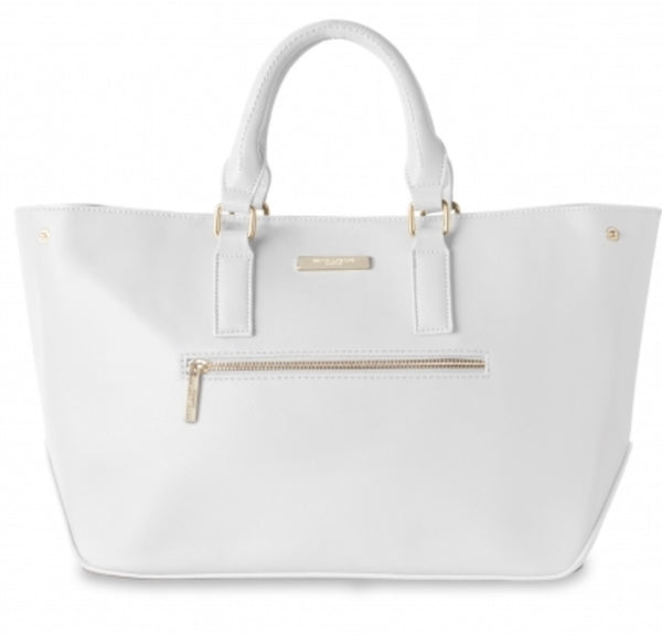 Katie Loxton Adalie Day Bag - White
