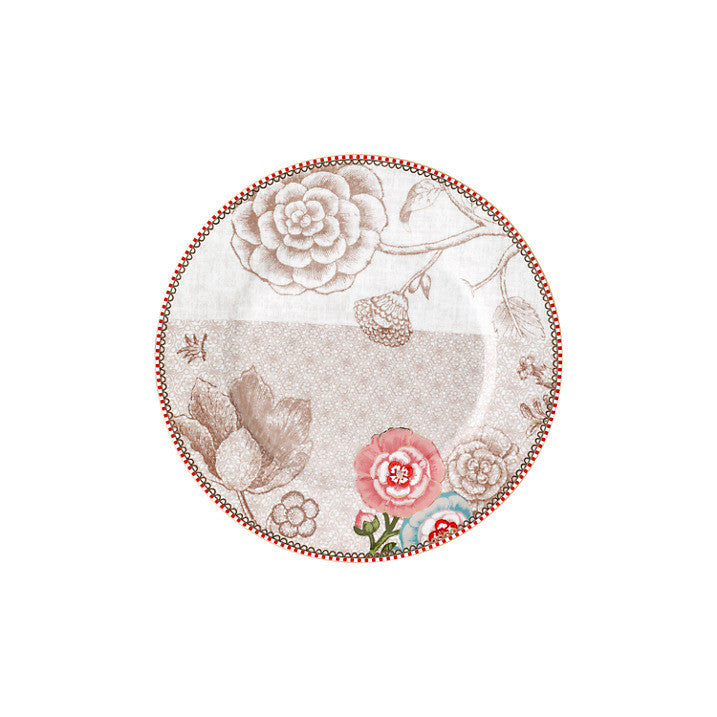 PiP Studio Spring to Life 21cm Plate - White