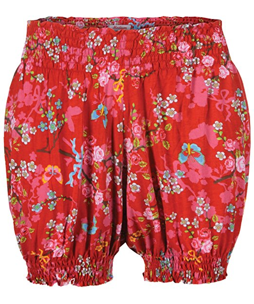PiP Studio Belsh Chinese Blossom Shorts - Red