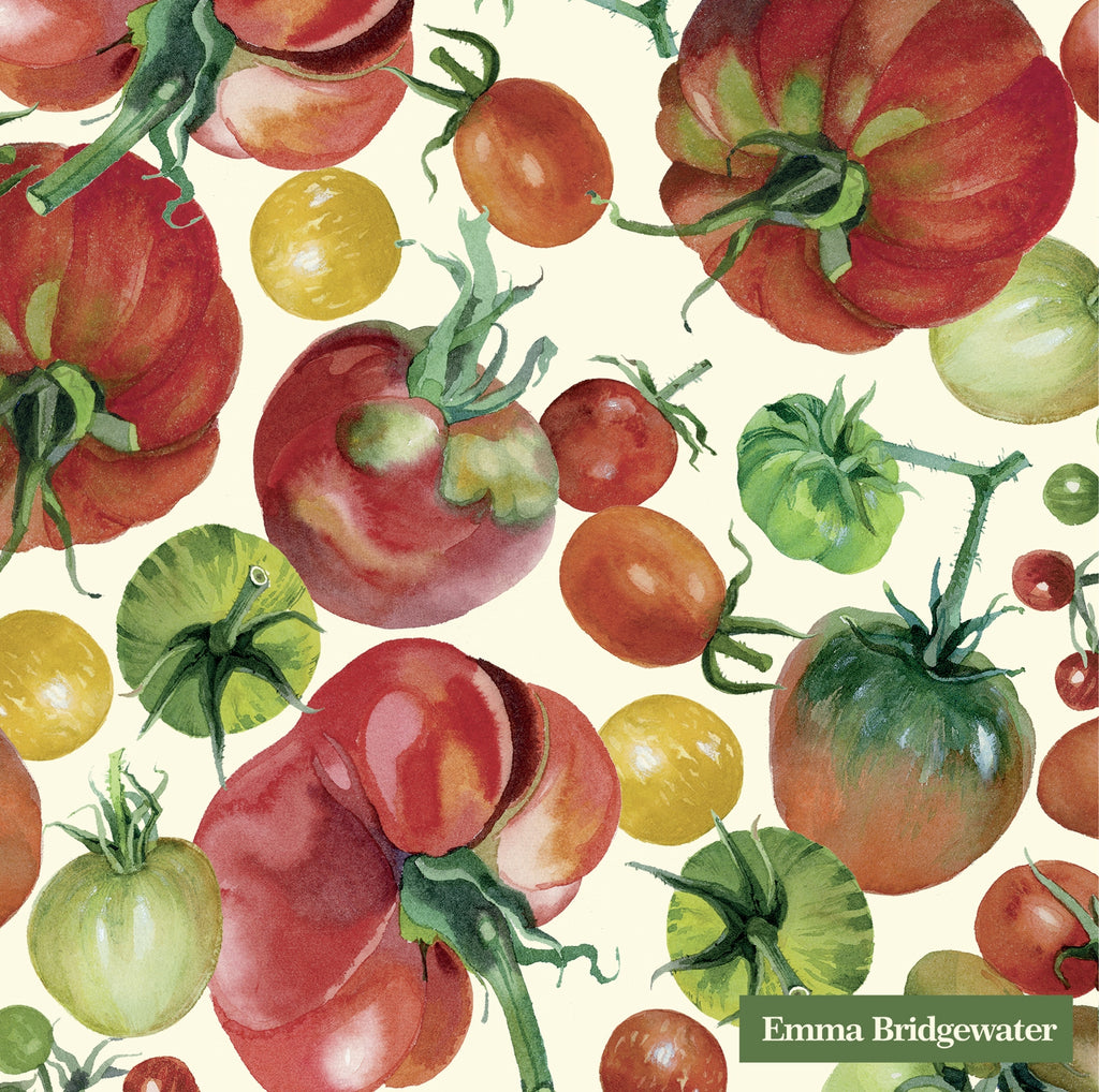 Emma Bridgewater Tomatoes Paper Cocktail Napkins