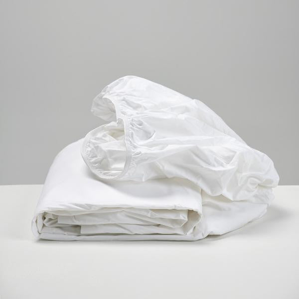 Bianca Lorenne White Fitted Sheet