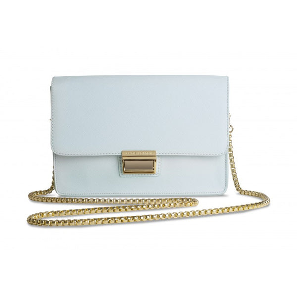 Katie Loxton Anya Box Bag - Pale Blue