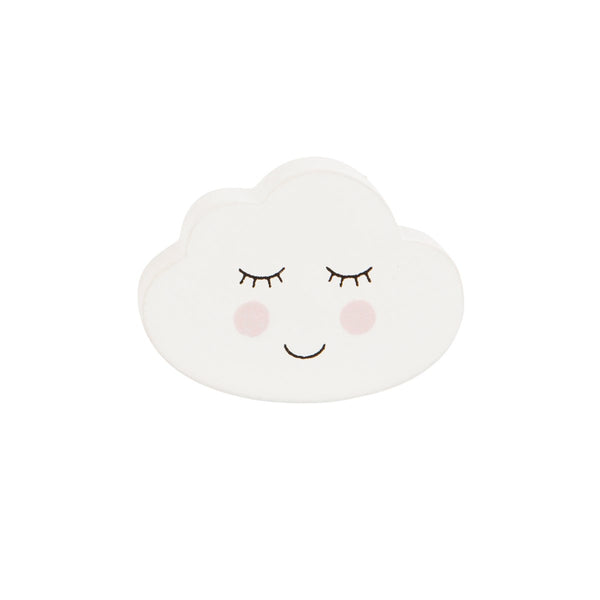 Sass & Belle Sweet Dreams Smiling Cloud Drawer Knob