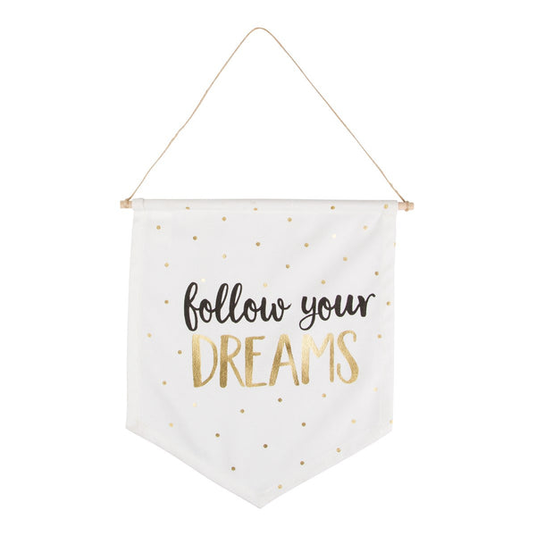 Sass & Belle Follow Your Dreams Message Flag