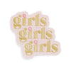 Ban.do Iron On Patch - Girls Girls Girls