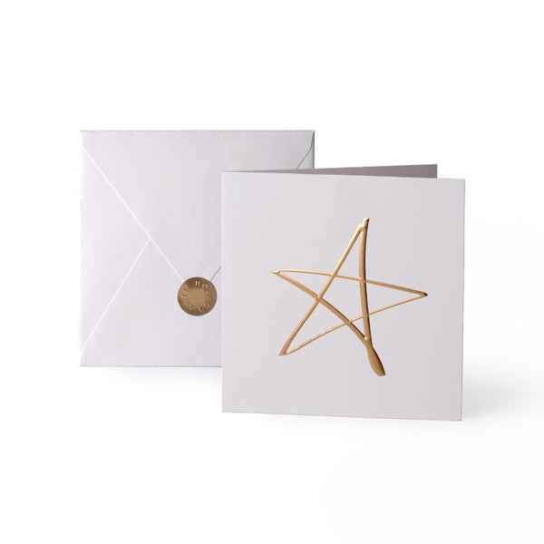 Katie Loxton Greetings Card - Star