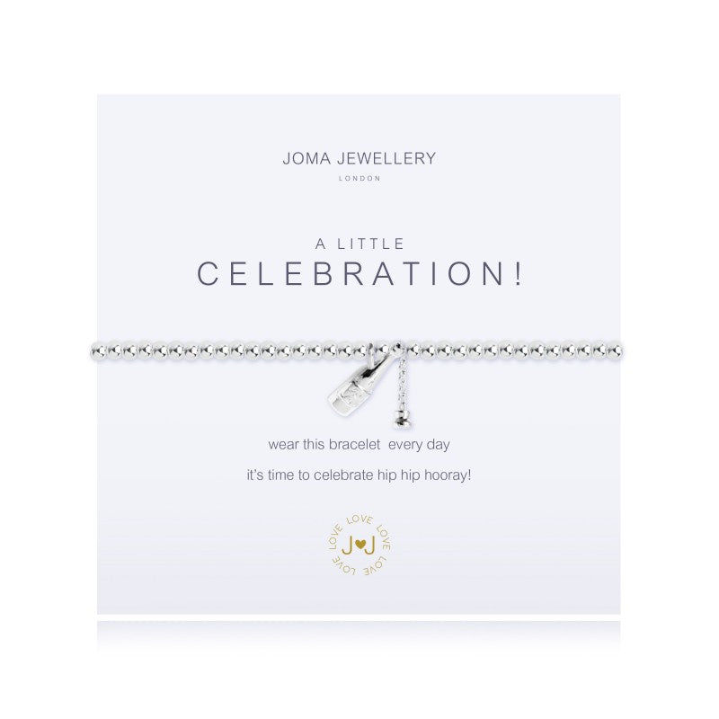 Joma Jewellery A Little Celebration Bracelet