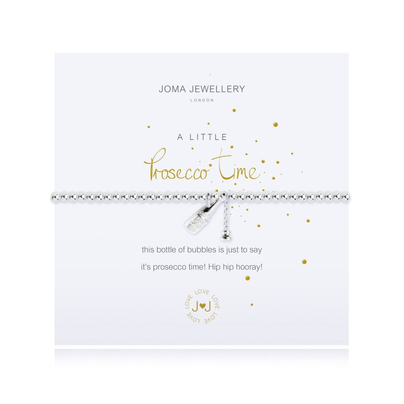 Joma Jewellery A Little Prosecco Time Bracelet