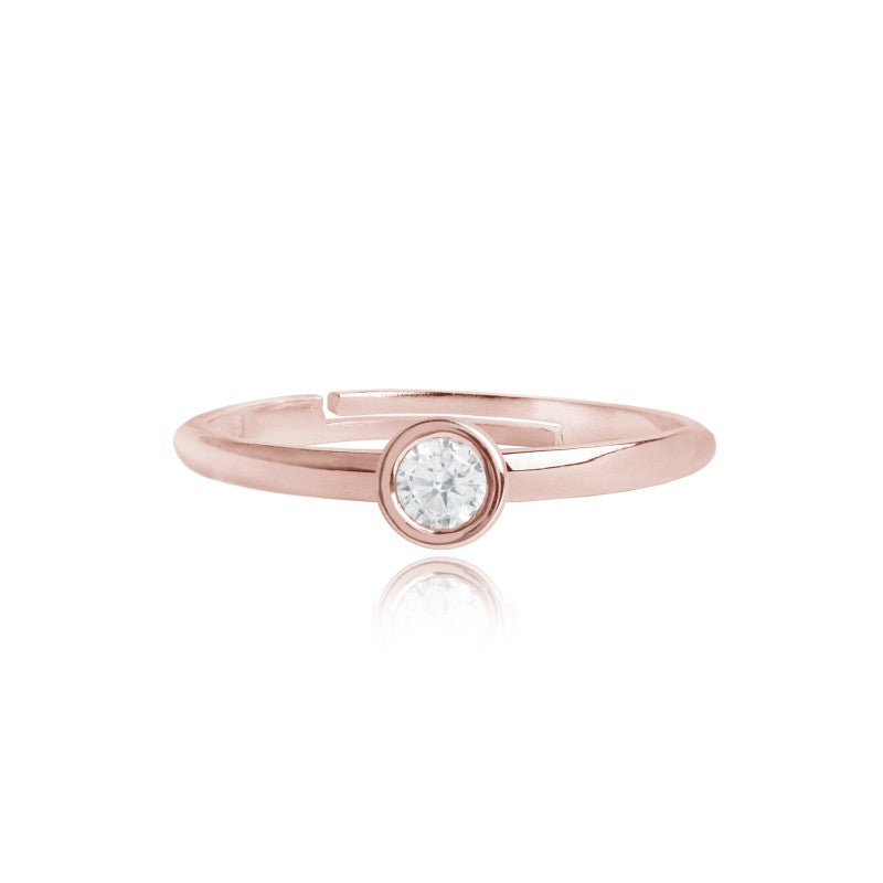 Joma Jewellery Coco Rose Gold Ring