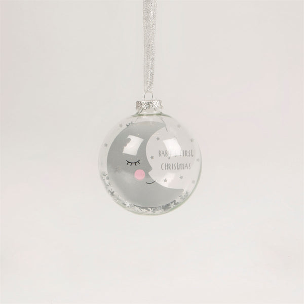 Sass & Belle Baby's First Christmas Bauble