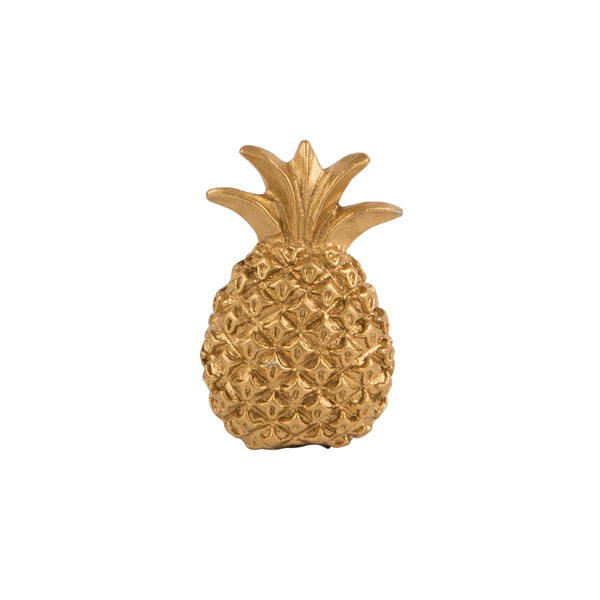 Sass & Belle Gold Pineapple Drawer Knob