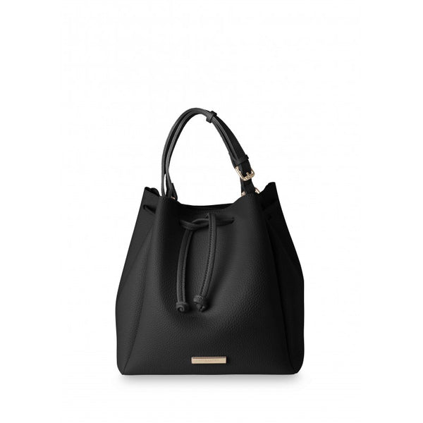 Katie Loxton Chloe Bucket Bag - Black