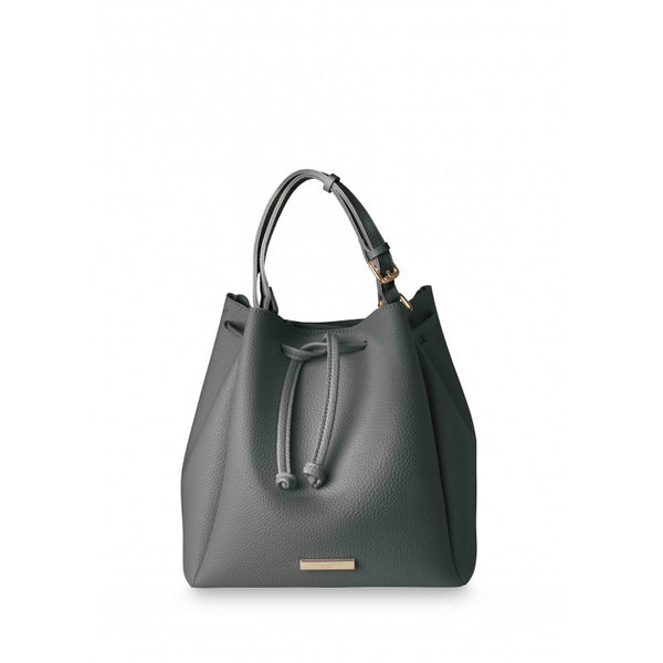 Katie Loxton Chloe Bucket Bag - Charcoal