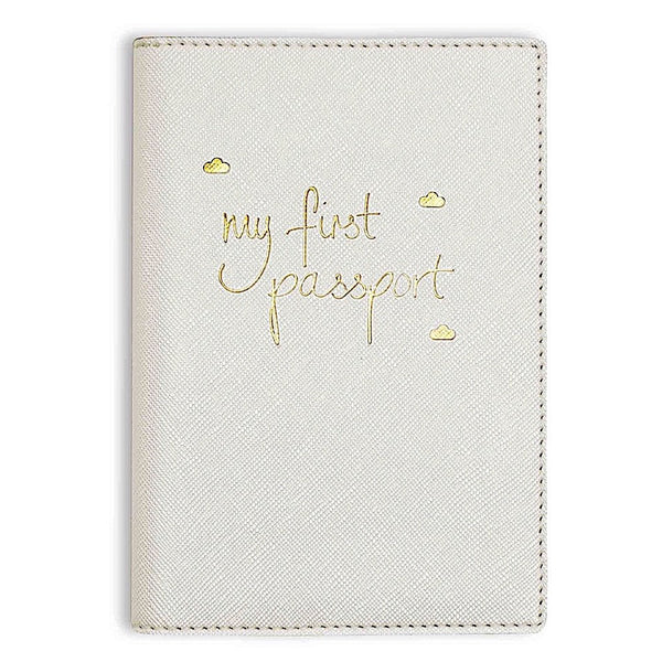 Katie Loxton Baby Passport Cover - My First Passport