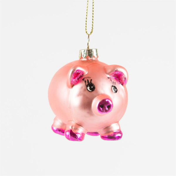 Sass & Belle Miss Piggy Christmas Tree Decoration