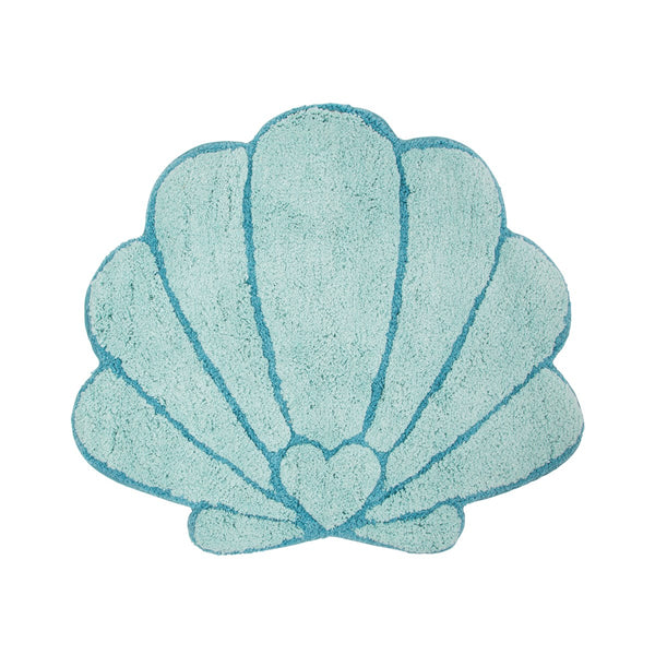 Sass & Belle Mermaid Treasures Shell Rug