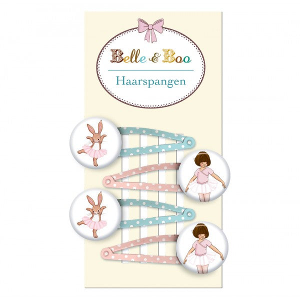 Belle & Boo Hair Clips