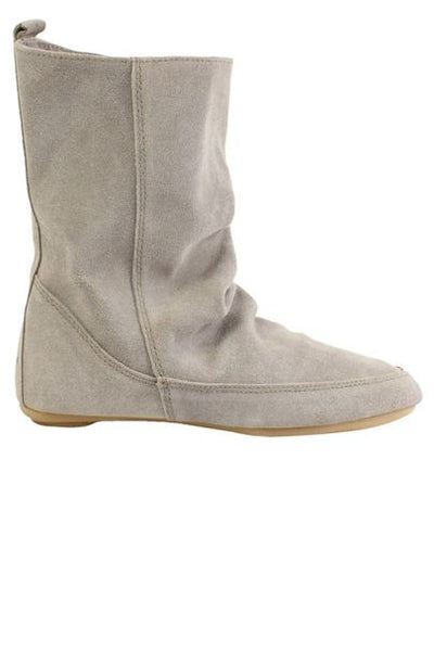 Ruby & Ed Women's Suede Boots - Dove