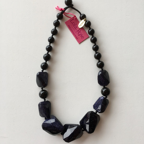 Lola Rose Baltazar Necklace - Blue Sandstone