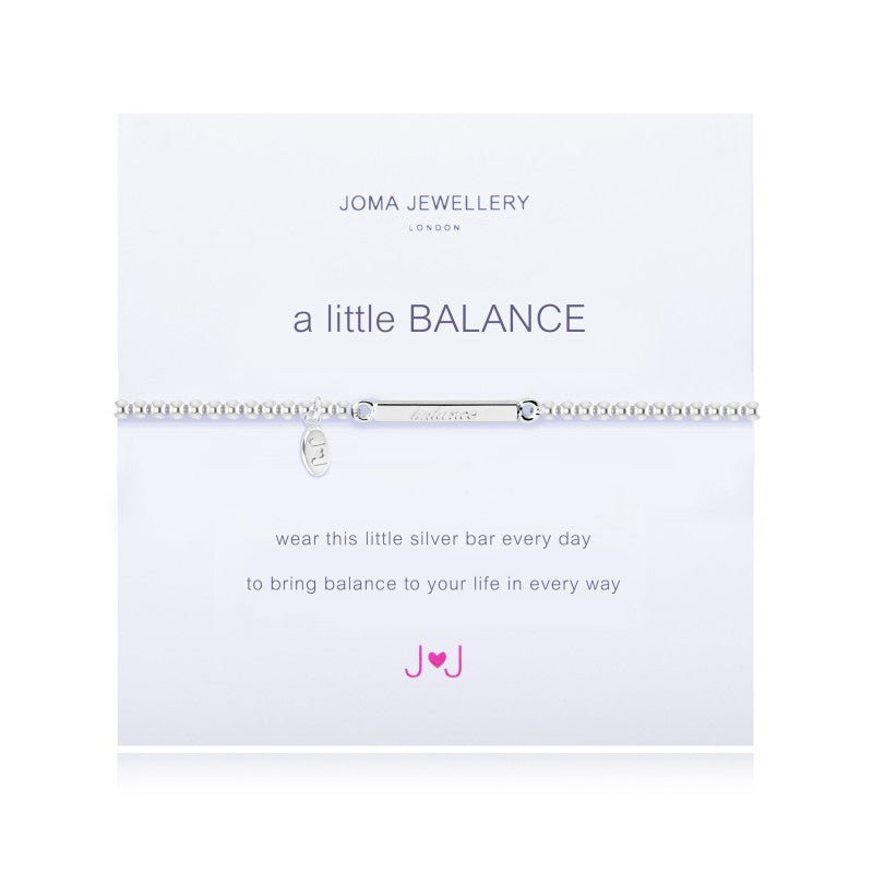Joma Jewellery A Little Balance Bracelet