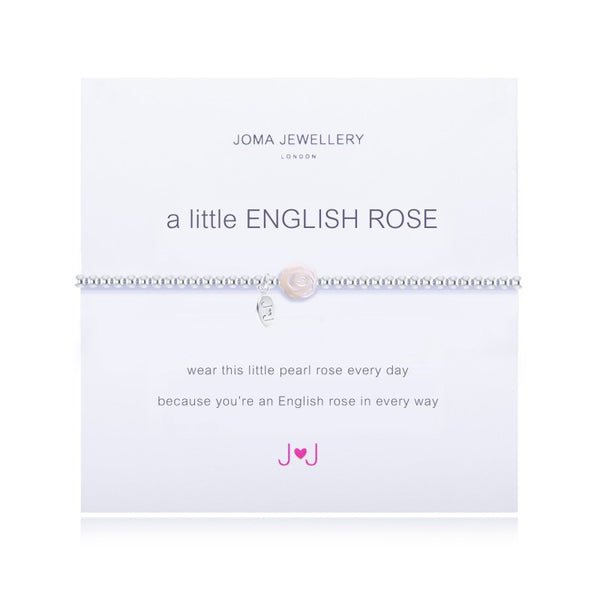 Joma Jewellery A Little English Rose Bracelet