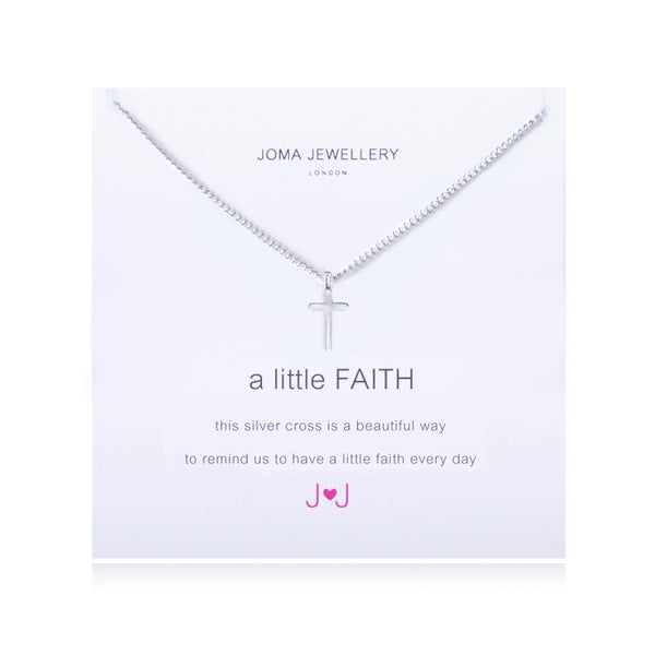 Joma Jewellery A Little Faith Necklace