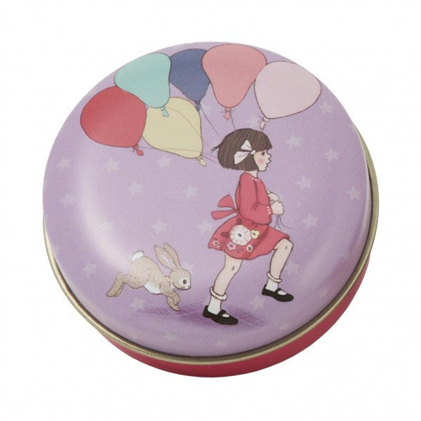 Belle & Boo Pocket Tin - Balloons
