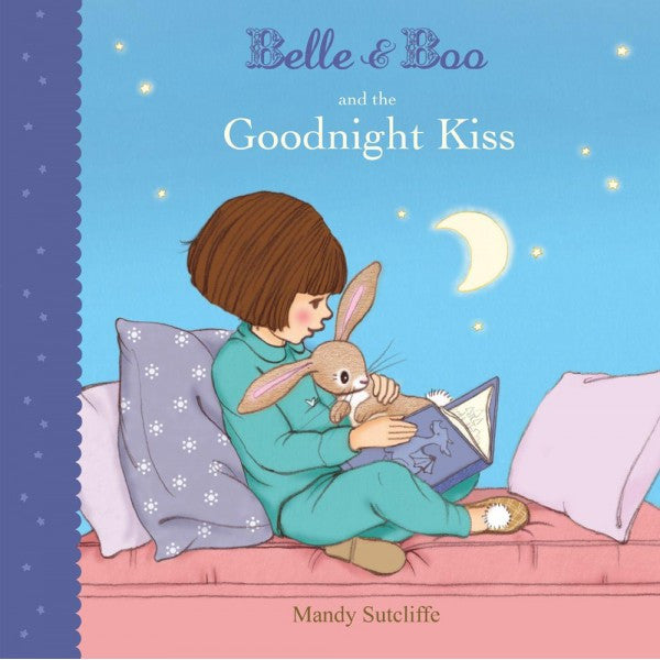 'Belle & Boo and the Goodnight Kiss' Storybook (Paperback)