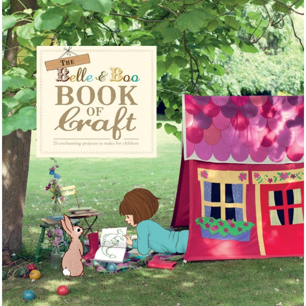 Belle & Boo Book of Craft (Paperback)