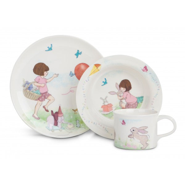Belle & Boo Melamine Dining Set