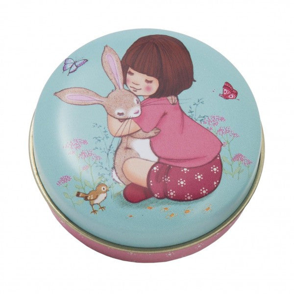 Belle & Boo Pocket Tin - Birthday Hugs