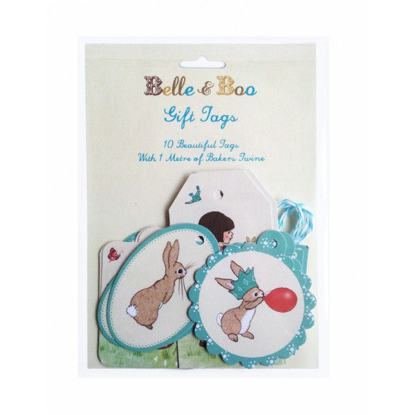 Belle & Boo Gift Tags