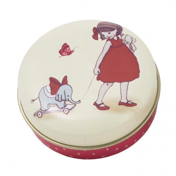 Belle & Boo Pocket Tin - Elephant