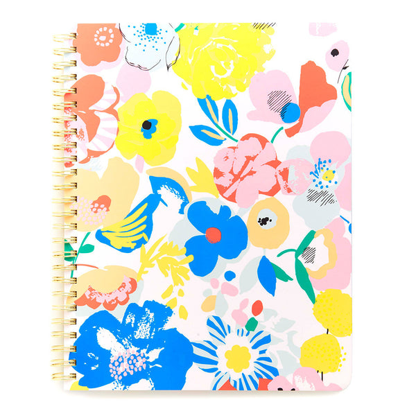 Ban.do Rough Draft Mini Notebook - Mega Blooms