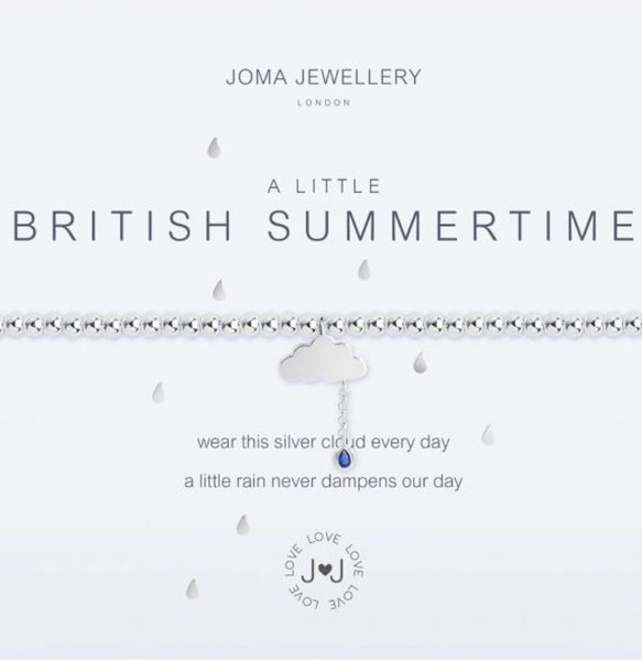 Joma Jewellery A Little British Summertime Bracelet